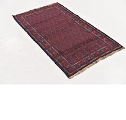 Link to 2' 10 x 4' 8 Balouch Persian Rug
