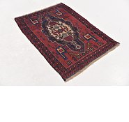 Link to 3' 2 x 4' 6 Balouch Persian Rug