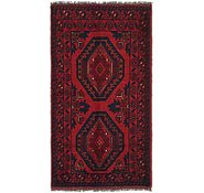 Link to 1' 10 x 3' 5 Khal Mohammadi Rug