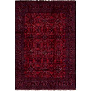 Unique Loom 6' 8 x 9' 9 Khal Mohammadi Oriental...