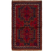 Link to 80cm x 135cm Balouch Persian Rug
