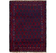 Link to 97cm x 137cm Balouch Persian Rug