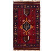 Link to 2' 10 x 5' 2 Balouch Persian Rug