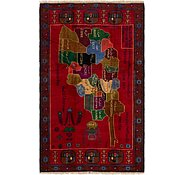 Link to 3' 10 x 6' 4 Balouch Persian Rug