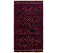 Link to 3' 9 x 6' 9 Balouch Persian Rug