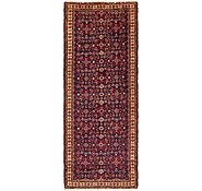 Link to 3' 9 x 9' 9 Hossainabad Persian Runner Rug
