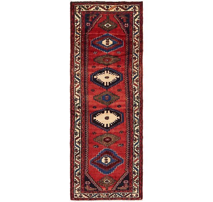 102cm x 297cm Chenar Persian Runner Rug