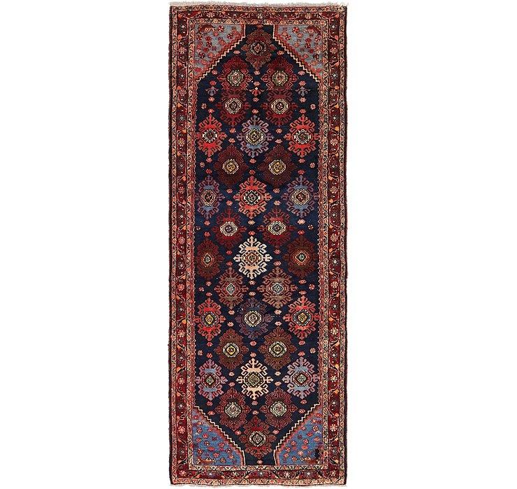 3' 6 x 10' 5 Nanaj Persian Runner Rug