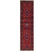 Link to 2' 5 x 10' Hamedan Persian Runner Rug