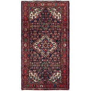 Unique Loom 3' 4 x 6' 5 Hossainabad Persian Rug