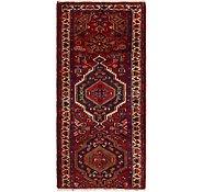 Link to 3' 9 x 8' Hamedan Persian Runner Rug