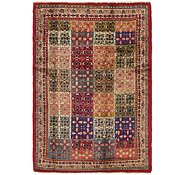 Link to 4' 2 x 6' Mood Persian Rug