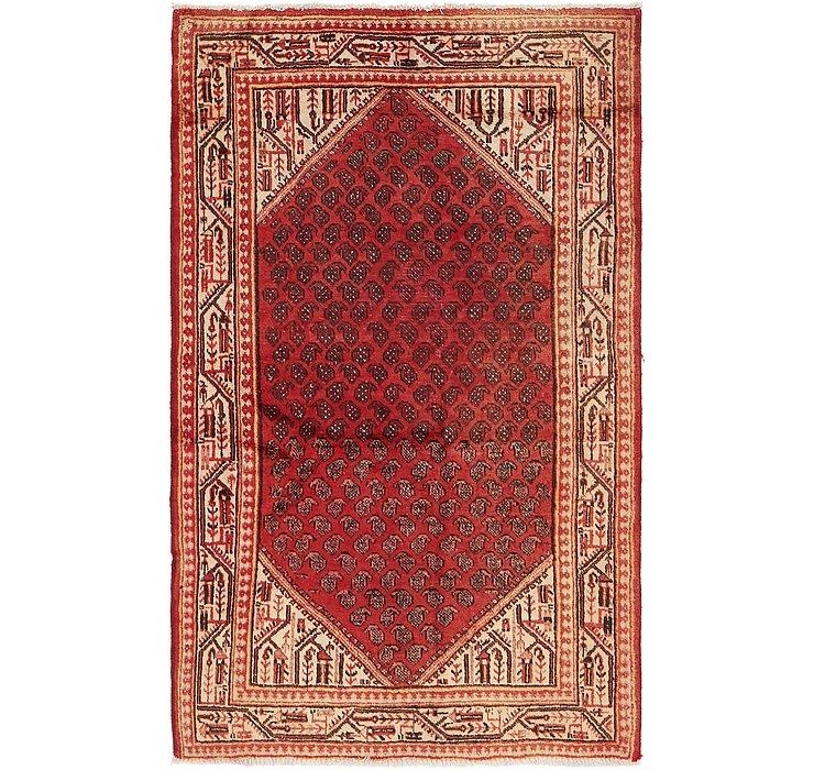 4' 2 x 6' 9 Botemir Persian Rug