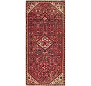 Link to 122cm x 292cm Hossainabad Persian Runner Rug