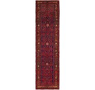 Link to 110cm x 445cm Hossainabad Persian Runner Rug