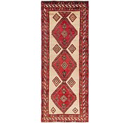 Link to 3' 8 x 9' 8 Hamedan Persian Runner Rug