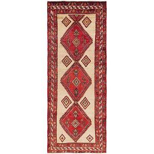 Unique Loom 3' 8 x 9' 8 Hamedan Persian Runner ...