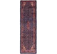 Link to 3' 5 x 12' Mahal Persian Runner Rug