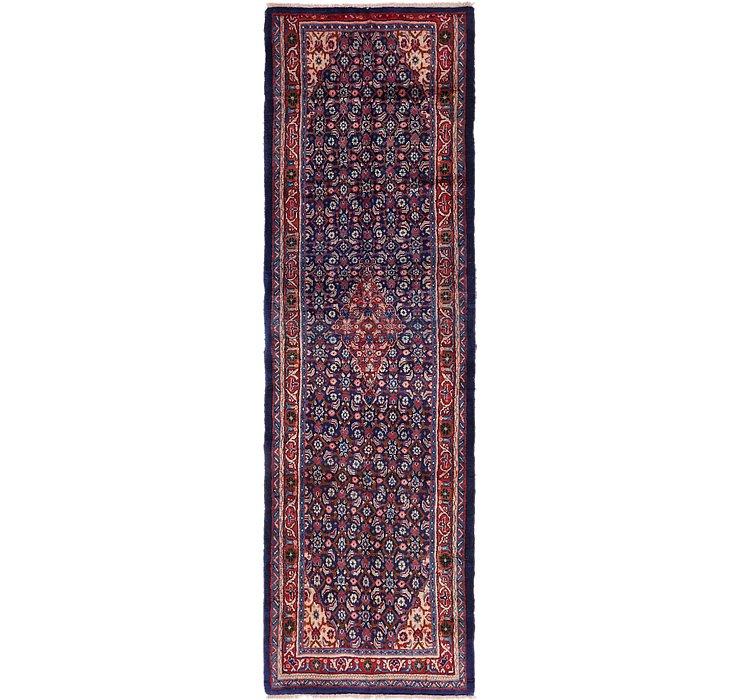 3' 5 x 12' Mahal Persian Runner Rug