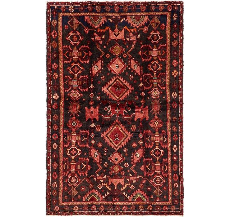 4' 2 x 6' 8 Nanaj Persian Rug
