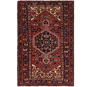 Link to 4' x 6' 4 Hossainabad Persian Rug