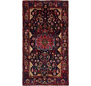 Link to 5' 5 x 10' Nahavand Persian Runner Rug