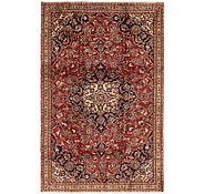 Link to 4' 6 x 7' 4 Mashad Persian Rug
