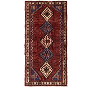 Link to 4' 9 x 9' 7 Chenar Persian Runner Rug