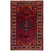 Link to 4' 10 x 7' 6 Shiraz Persian Rug