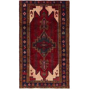Unique Loom 4' 8 x 8' 4 Zanjan Persian Rug