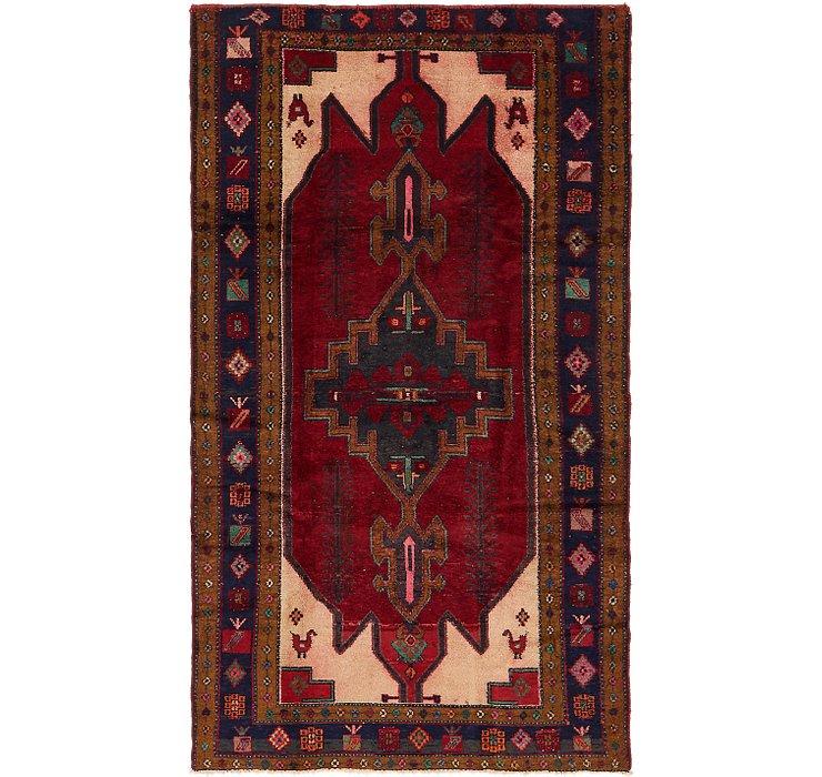 142cm x 255cm Zanjan Persian Rug