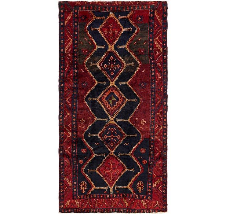 5' x 10' Chenar Persian Runner Rug