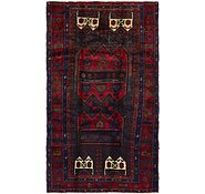 Link to 4' 10 x 8' 7 Sirjan Persian Rug