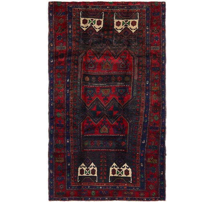 4' 10 x 8' 7 Sirjan Persian Rug
