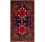 Link to 5' 4 x 9' 6 Hamedan Persian Runner Rug