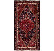 Link to 4' 6 x 9' 6 Tuiserkan Persian Runner Rug