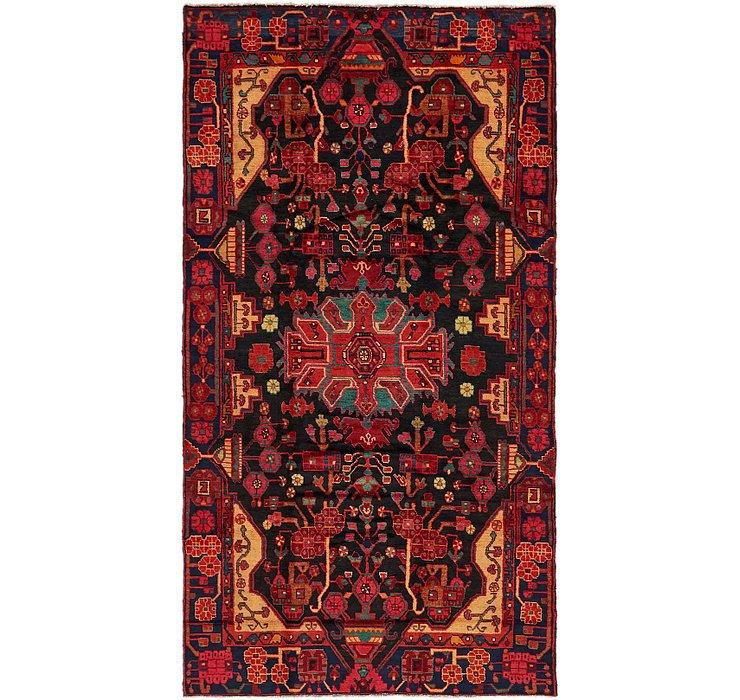 5' x 9' 6 Nahavand Persian Rug
