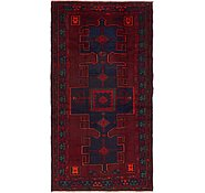 Link to 4' 6 x 8' 3 Hamedan Persian Rug