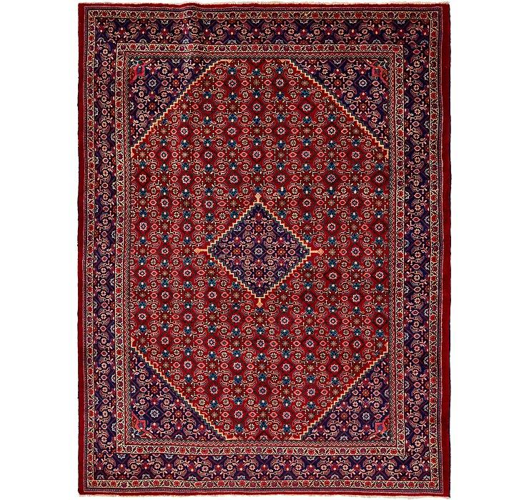 10' 2 x 13' 3 Mahal Persian Rug