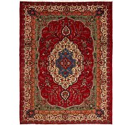 Link to 9' 5 x 12' 4 Tabriz Persian Rug