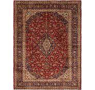Link to 9' 10 x 13' Kashan Persian Rug
