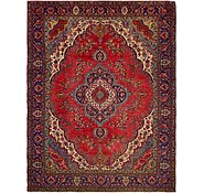 Link to 9' 10 x 13' 2 Tabriz Persian Rug