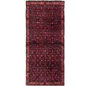 Link to 3' x 6' 8 Hossainabad Persian Runner Rug
