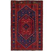 Link to 4' 4 x 7' Hamedan Persian Rug