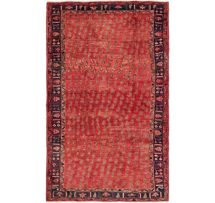5' x 8' 4 Mahal Persian Rug