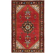 Link to 5' 4 x 8' 6 Hamedan Persian Rug