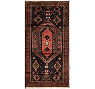 Link to 4' 10 x 10' 9 Zanjan Persian Runner Rug