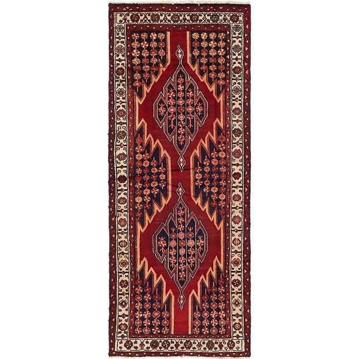 4' x 10' Mazlaghan Persian Runne...