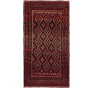 Link to 4' x 7' 10 Balouch Persian Runner Rug
