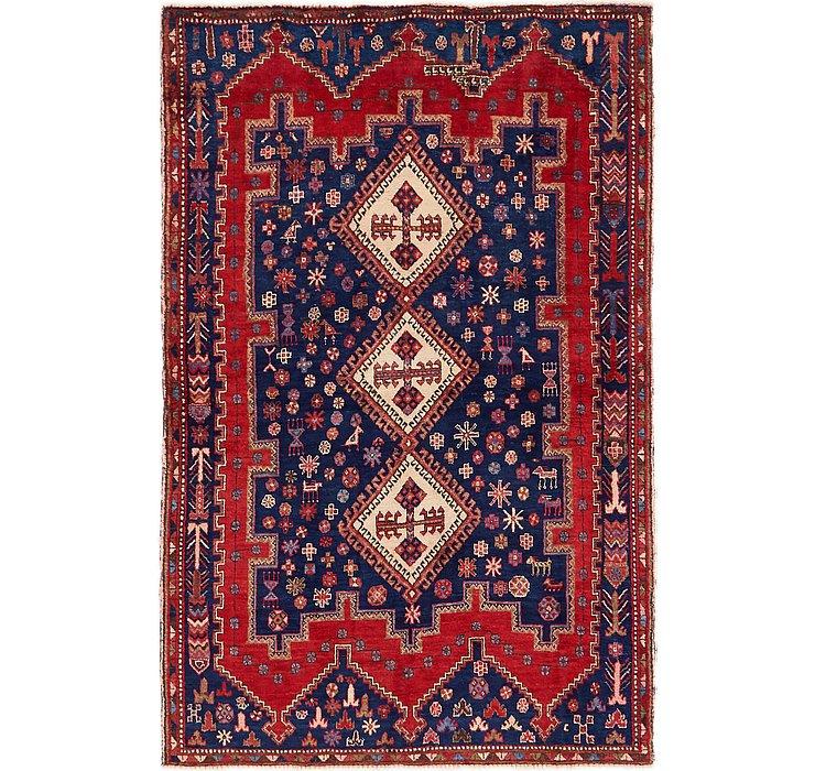 135cm x 213cm Tuiserkan Persian Rug